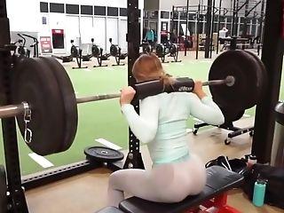 Gym Cockslut