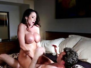 Massive Tits Mummy Rails His Pink Cigar Like A Fuckslut