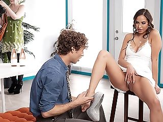 Feet Very First - Brazzers