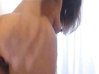 Nasty Mummy Masturbating