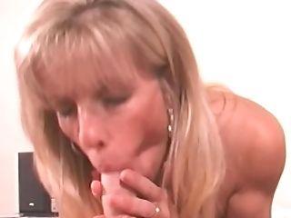 Dark Haired And Blonde Mummy