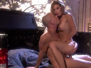 Xxx Cunt Tonguing And Rear End Style Pounding With Ryder Skye