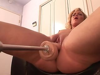 Best Adult Movie Star Sasha Knox In Exotic Solo, Matures Adult Clip