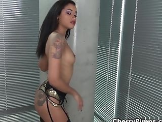 Crazy Sex Industry Star Skin Diamond In Exotic Stockings, Fuck Sticks/fucktoys Fuck-fest Clip