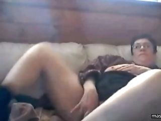 From Time To Time I Masturbate In Front Of My Webcam For My Paramour.