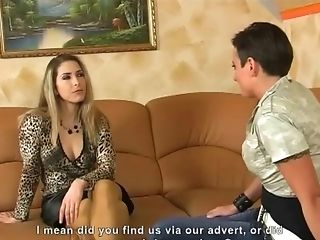 Brief Haired Honey Gets Her Round Arse Disciplined By Perverse Claudia Connors